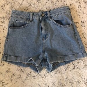 7 pairs of jeans/ shorts